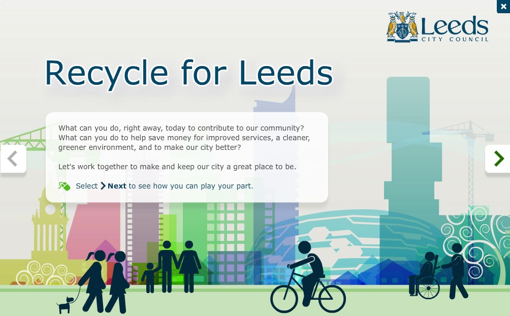 Recycle For Leeds