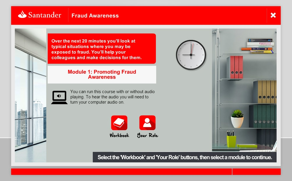Fraud Awareness (Articulate)