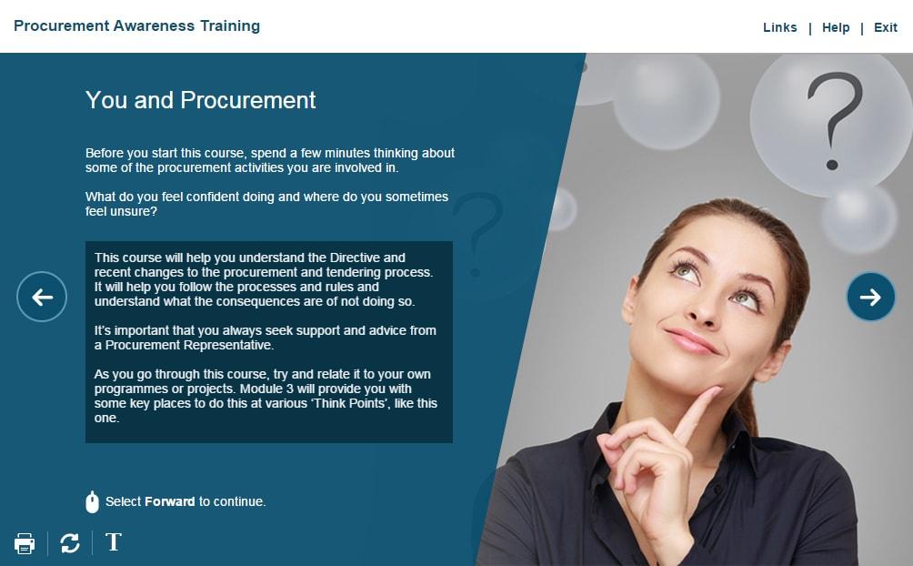 Procurement Awareness (HTML)