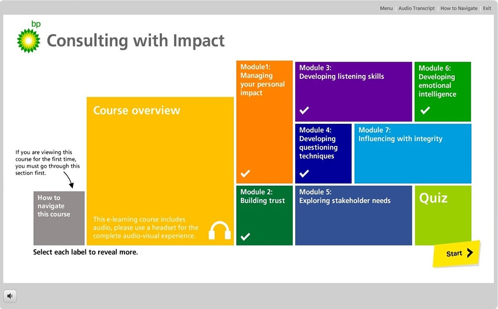 Consulting With Impact (Articulate)
