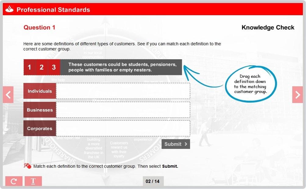 Professional Standards (Articulate)